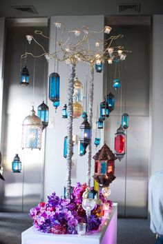 Moroccan Themed Wedding in Atlanta: Shaunta and Tim - Munaluchi Bridal Magazine