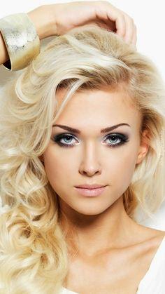Perfect face women in artist POV