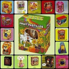 I scoffed at least two of these amazing Easter eggs. Old Sweets, Vintage Sweets, Vintage Food, Retro Food, Rowntrees Fruit Pastilles, Old Fashioned Sweets, British Sweets, Remember The Time, School Treats
