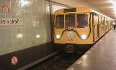 Berlin's Subway System Will Use 1950s Trains - CityLab