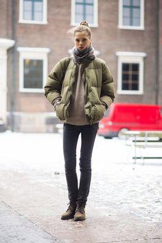 Winter styling ❄️