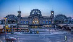 Hauptbahnhof von Cstirit