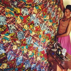 Buying a quilt from Walk In Love, Made in Love is empowering women in Tanzania. When you buy a quilt you are providing food, shelter, education, security to women and children in Tanzania.