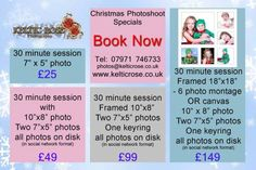 A KELTIC CHRISTMAS PHOTOSHOOT SPECIAL