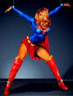 Supergirl !!