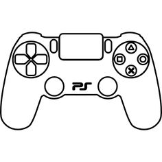 Controller free vector icons designed by Freepik Creative Gifts For Boyfriend, Boyfriend Gifts, Eid Crafts, Paper Crafts, Birthday Diy, Birthday Cards, Ps4 Cake, Playstation Cake, Cake Templates
