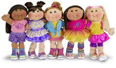 muñecas cabbage patch - Buscar con Google