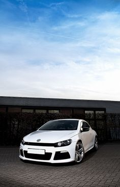 They need to bring the  Scirocco to the States