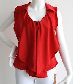 Blusa roja de Julia