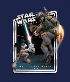 Star Wars Weekend at Walt Disney World 2010