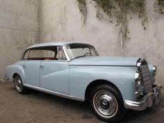 1959 Mercedes-Benz 300D Adenauer --- i still remember our wedding car!