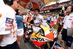 Pedrosa, Malaysian MotoGP Race 2015