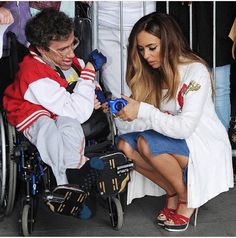Jade is such a sweetheart as a Disney Princess