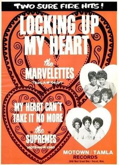 Another advertisement for released records from Motown