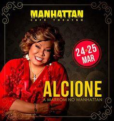 Bom Lazer - Seu fim de semana começa aqui!: BOM LAZER_PE - Alcione, a Marrom no Manhattan 24 e...