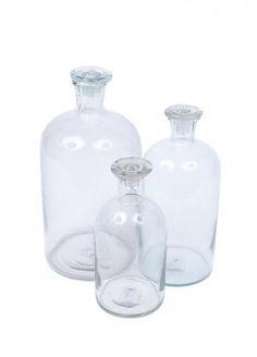 #Apothecary jars