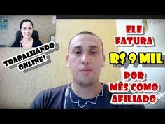 Ele Fatura R$ 9 Mil Por Mês Como Afiliado | Entrevista Com Brendon Quint...http://bit.ly/2hirXj5