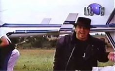 From VH1 ...  Someone Shared This Picture ... It Is A Picture Of Stevie Departing The Helicopter At Alpine Valley ...  If You Look Beyond the Helicopter You Can See the Sky Slope Land Area Where Stevie Would Crash Just A Few Hours Later... :(