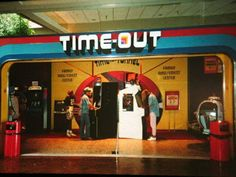 Time Out Arcades #oldschool #arcade