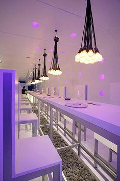 Bar Design : The El Tubo Bar, Lima, Peru