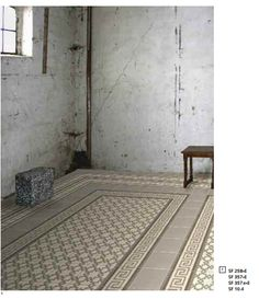 Golem Baukeramik handmade ceramic floor tiles in our manufactory sieversdorf