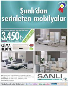 Şanlı Mobilya - Şanlı'dan serinleten mobilyalar.