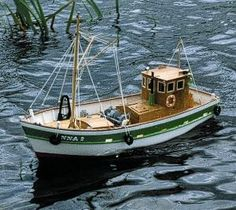 rc model boats | AeroNaut Radio Controlled Model Boats Kits