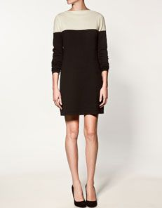 Zara | Two-toned Dress