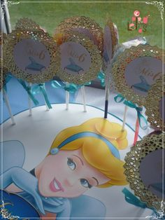 This may the king of all birthday party themed websites... LOTS of photos to get lots of ideas