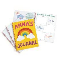 Discount School Supply - Blank Journal Notebooks - Set of 12