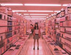 Aesthetic Photo, Pink Aesthetic, Aesthetic Pictures, Vaporwave, Arte Alien, Story Inspiration, Writing Inspiration, Overwatch, Vintage Modern