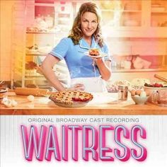 2016 release. Fresh from a sold-out run at Boston's American Repertory Theater, Waitress makes it's highly anticipated Broadway premiere. Funny, inspiring and surprisingly poignant, this irresistible