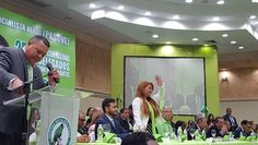 Partido Verde Proclama A Danilo Medina Como Candidato Presidencial Para Elecciones 2016