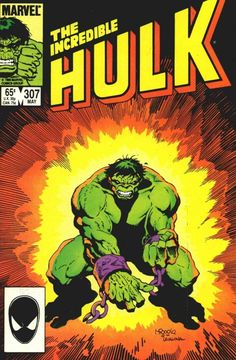 The Incredible Hulk #307 - The Hunt Across Worlds!
