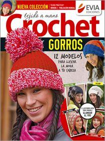 Crochet GORROS Nº 02 - 2015