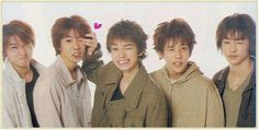 Aww..Aiba can't wink..Haha so cute... the rest of 'em,too