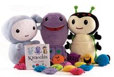 Kimochi Dolls Help Kids Share Their Feelings
