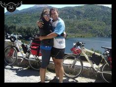 La vuelta al mundo en bici  www.viajerosdelosvientos.com  Ciclovida Urbana  viajeros Gigi y Javier