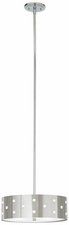 Bling Bling Cylinder George Kovacs Pendant Chandelier - #EU10726 - Euro Style Lighting