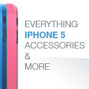 Everything iPhone 5 Accessories & More