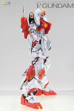 MG 1/100 Nu Gundam Ver Ka - Painted Build Modeled by Jon-K