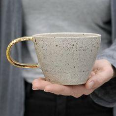Golden Hour Handmade Ceramic Mug | Etsy
