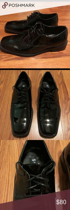 25c1f829a76 NWOT Men s Stafford dress shoes Brand new without tags. Never wore