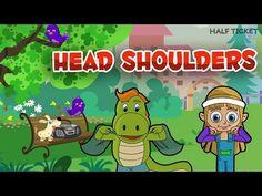 #Kids, time for some exercise! #HeadsShoulders #nurseryrhymes