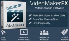 VideoMaker FX - Video Creation Software for Affiliate Marketing & More #VideoMarketing #affiliatemarketing #VideoMaking
