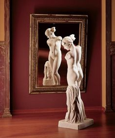 Our Esquiline Venus Statue is a classical sculpture masterpiece. This piece of art perfectly matches Antique, Ancient Greek and Roman themed interiors. Mixture of glass fiber, marble and cm in)Height 147 cm Shipping within 20 days Greek Culture, Ancient Greek, Fiber Art, Art Decor, Roman, Art Pieces, Antiques, Glass, Greek