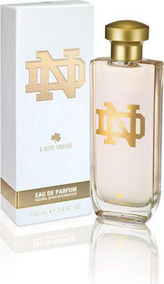Notre Dame Lady Irish 3.4 fl. oz. Eau de Parfum | University Of Notre Dame