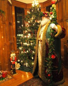Dec 16, 2016 - New this year, a special Victorian Era Santa Train with Father Christmas, one day only (a Friday) at the Northwest Railway Museum! Santa Claus will greet your children the other 7 days of Santa Train.