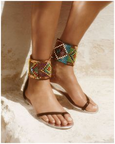 Guiuseppe Zanotti Sandals...want...but not for that price. Will have to get creative and make myself somehow.