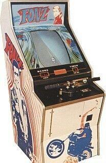Fonz arcade